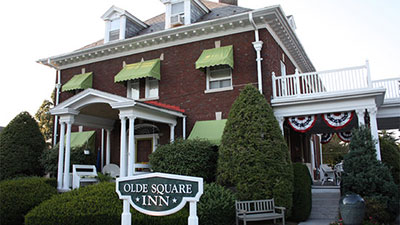 The Old Square Inn