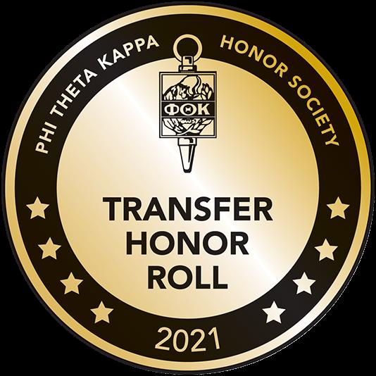 Phi Theta Kappa Honor Roll Logo