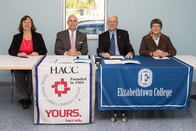 HACC Signing