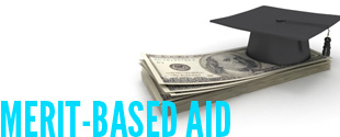 Merit based financial aid