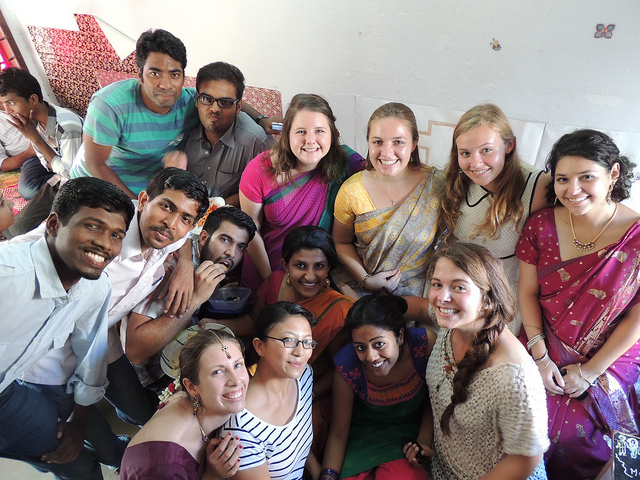 student-intercultural-experience-group