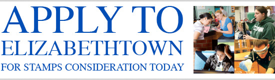 Apply to Elizabethtown College