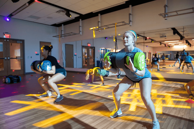 Group Fitness at the Bowers Center
