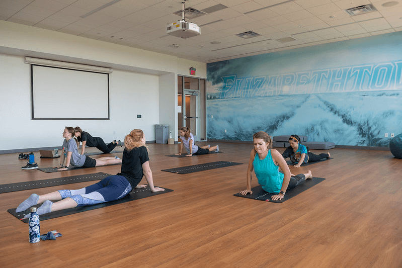 Yoga at the Bowers Center