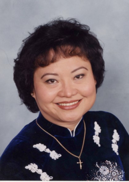 Kim Phuc contemporary photo
