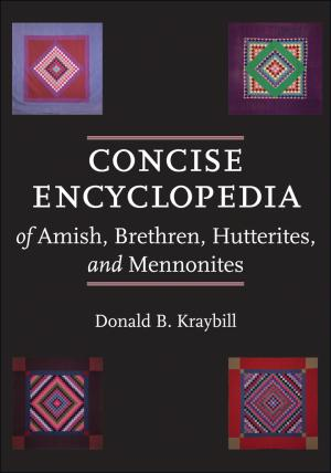 cover of concise encyclopedia of amish, brethern, hutterites and mennonites