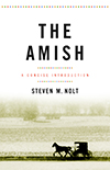 The Amish: A Concise Introduction book jacket