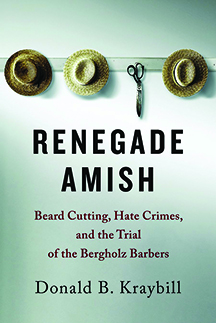 cover of Renegade Amish