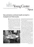 Young Center News - Fall 2010 PDF