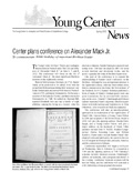Young Center News - Spring 2012 PDF