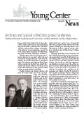 Young Center News - Spring 2014 PDF
