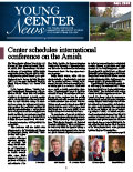 Young Center News - fall 2015 PDF