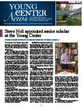 Young Center News - spring 2016 PDF