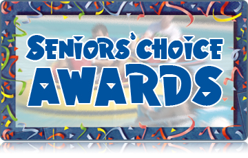 senior choice awards graphic