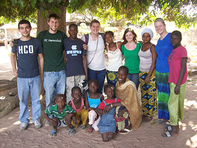 Gambia Study Abroad