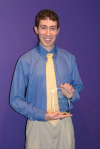 matthew butera in tie with math student award