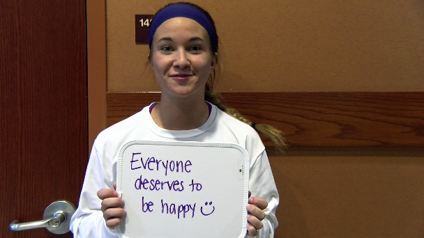 Everyone deserves to be happy.