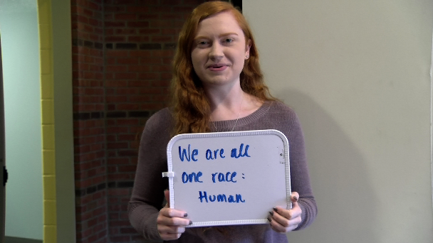 We are all one race: human.