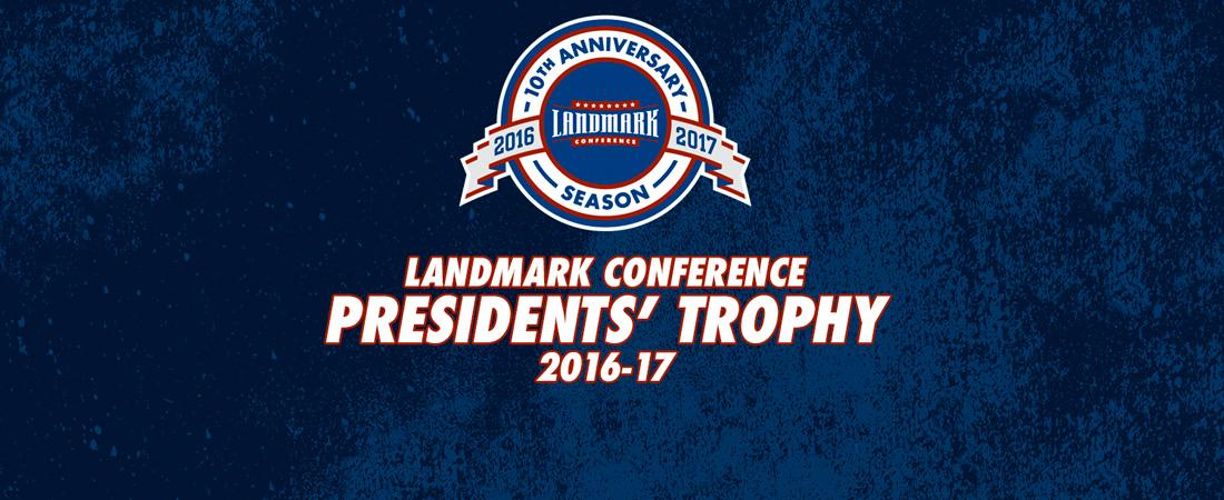 Elizabethtown captures first Landmark Presidents' Trophy