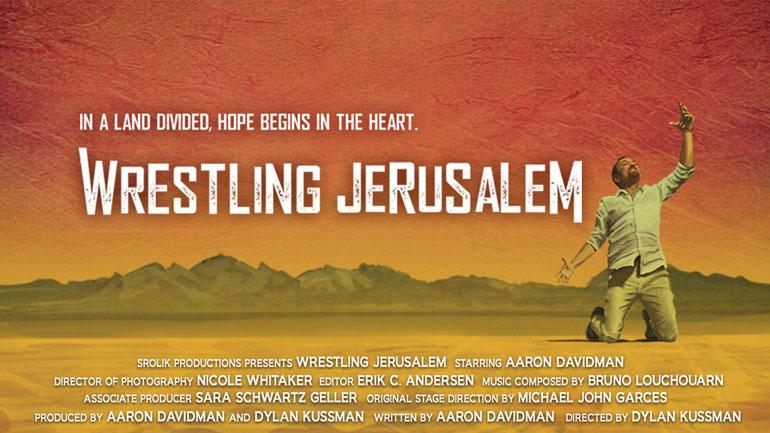 Sept. 26th, 8PM - Film Viewing and Q&A With Director Aaron Davidman