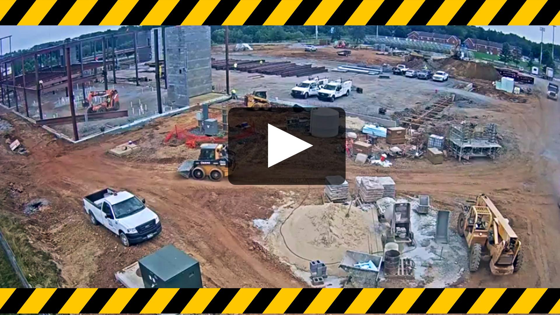 Bowers Center LIVE Construction Cam