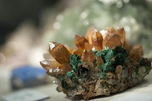 Masters Mineral Gallery