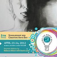 SCAD Program Cover 2012