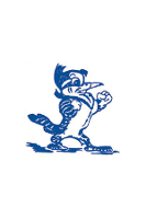 Updated Mascot Used Until 1988