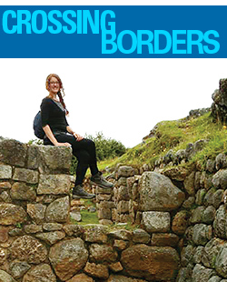 Crossing Borders - Fall 2014 Magazine Feature