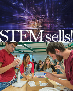 STEM Sells! - Fall 2014 Magazine Feature