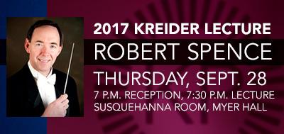 Kreider Lecture