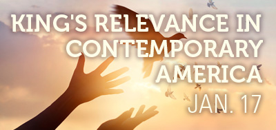 King's Relevance in Contemporary America