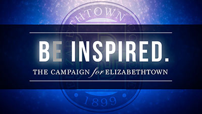 Be Inspired Capital Campaign