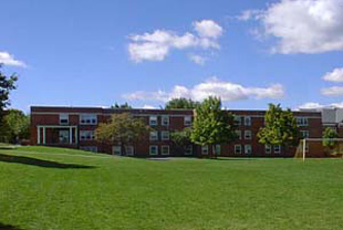 Brinser Residence Hall Elizabethtown College