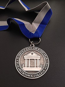 Elizabethtown College Medallion