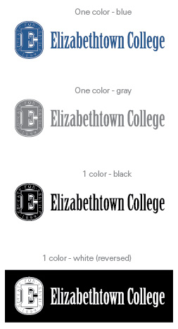 Horizontal College logo