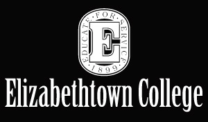 Elizabethtown College Logo Reversed
