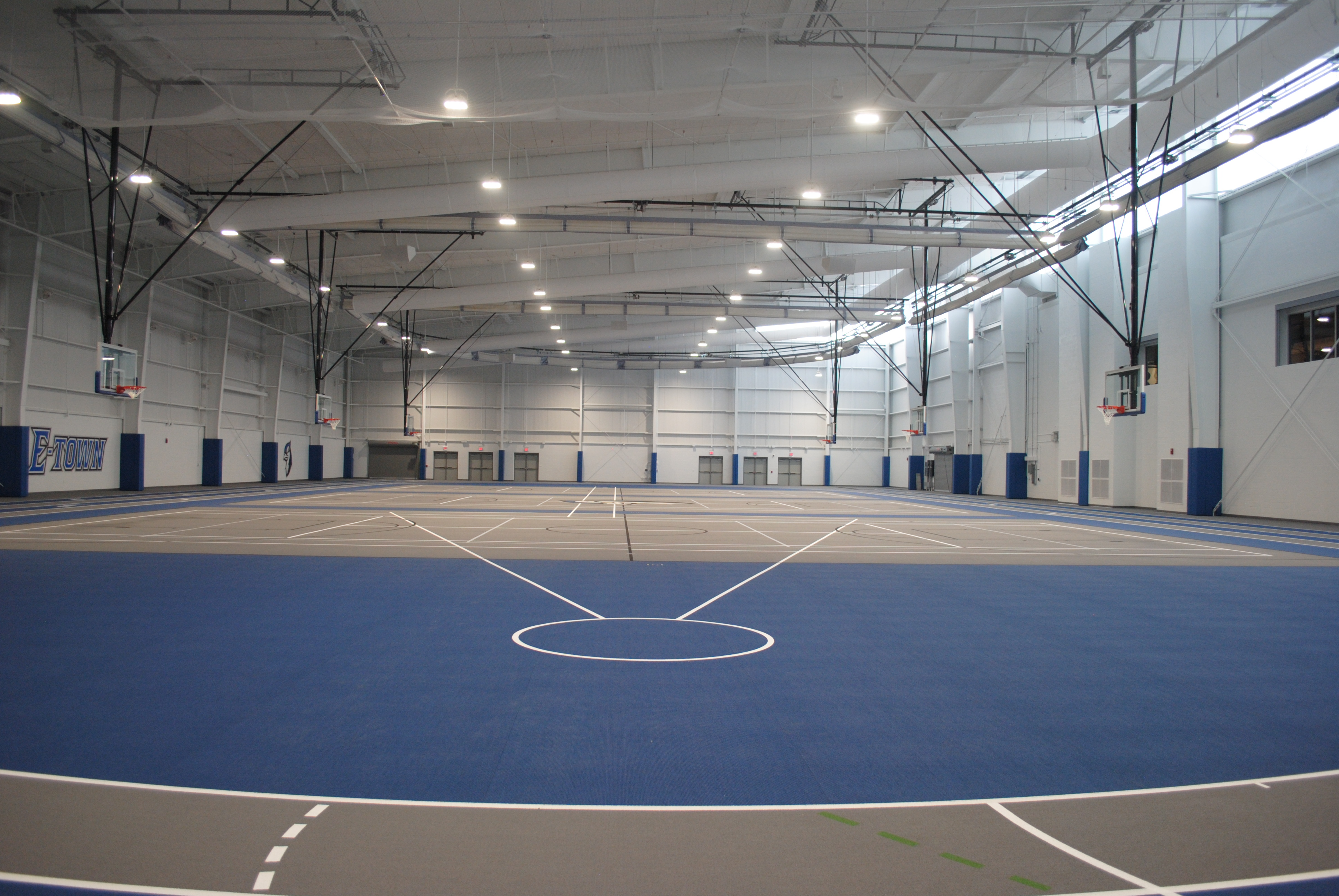Bowers Center Field House
