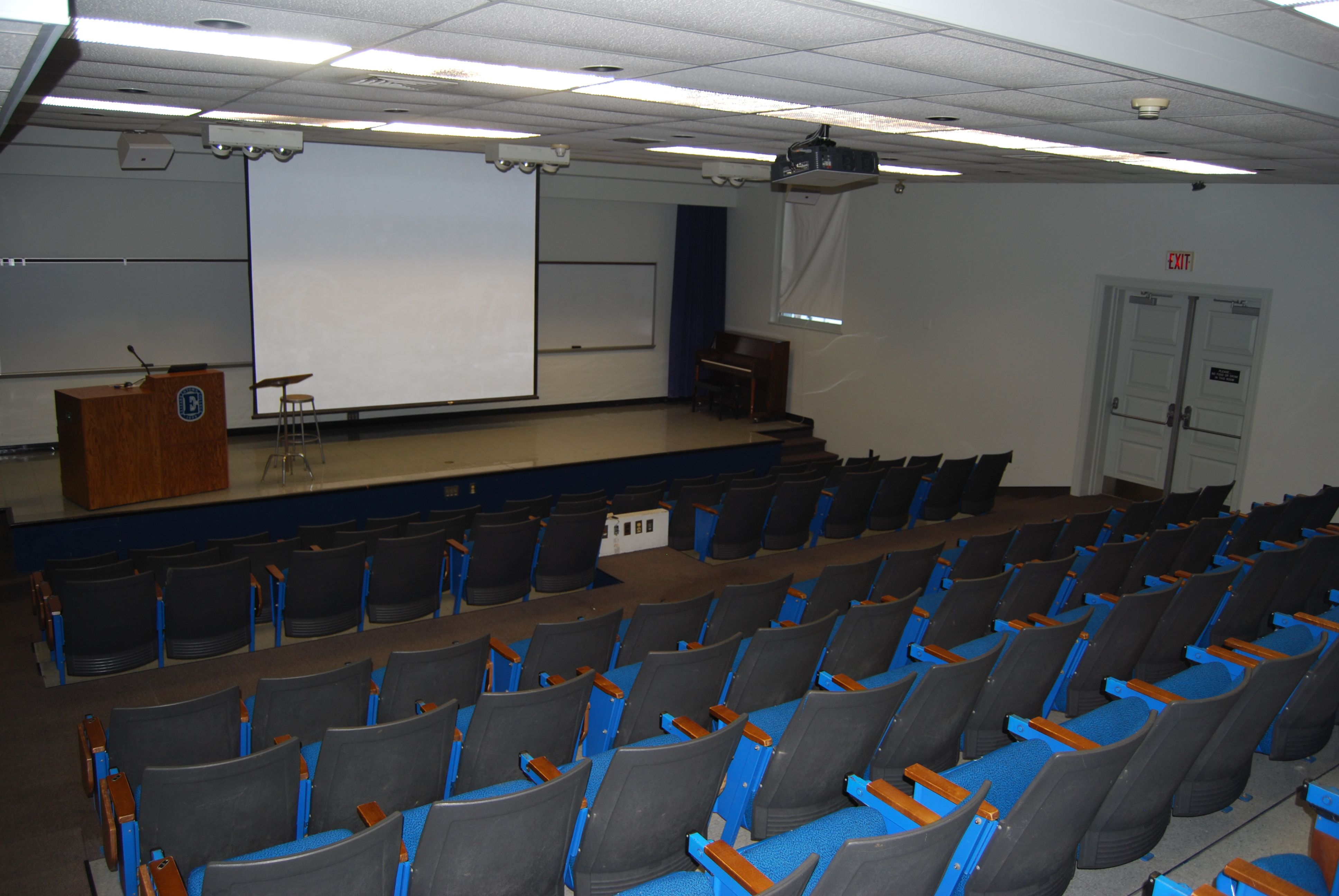 Brinser Lecture Room