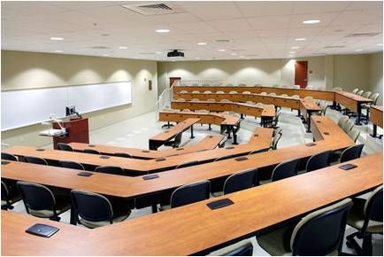 hoover room 212 lecture hall classroom