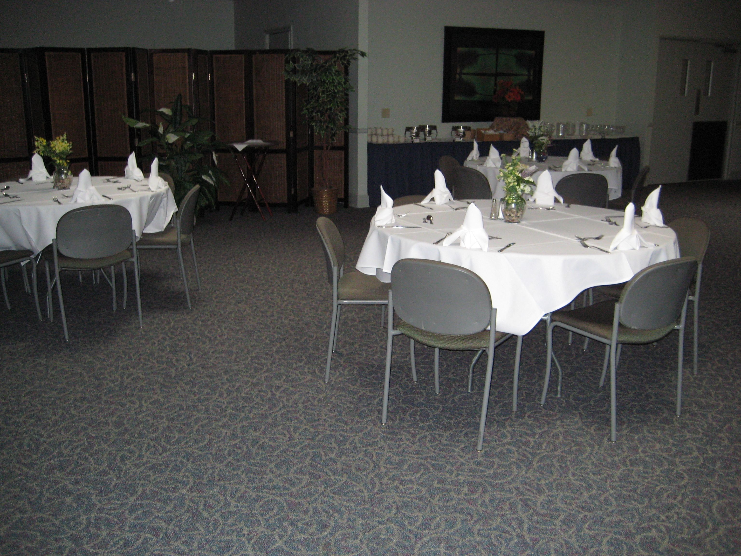 Wedding Reception in the Susquehanna Room