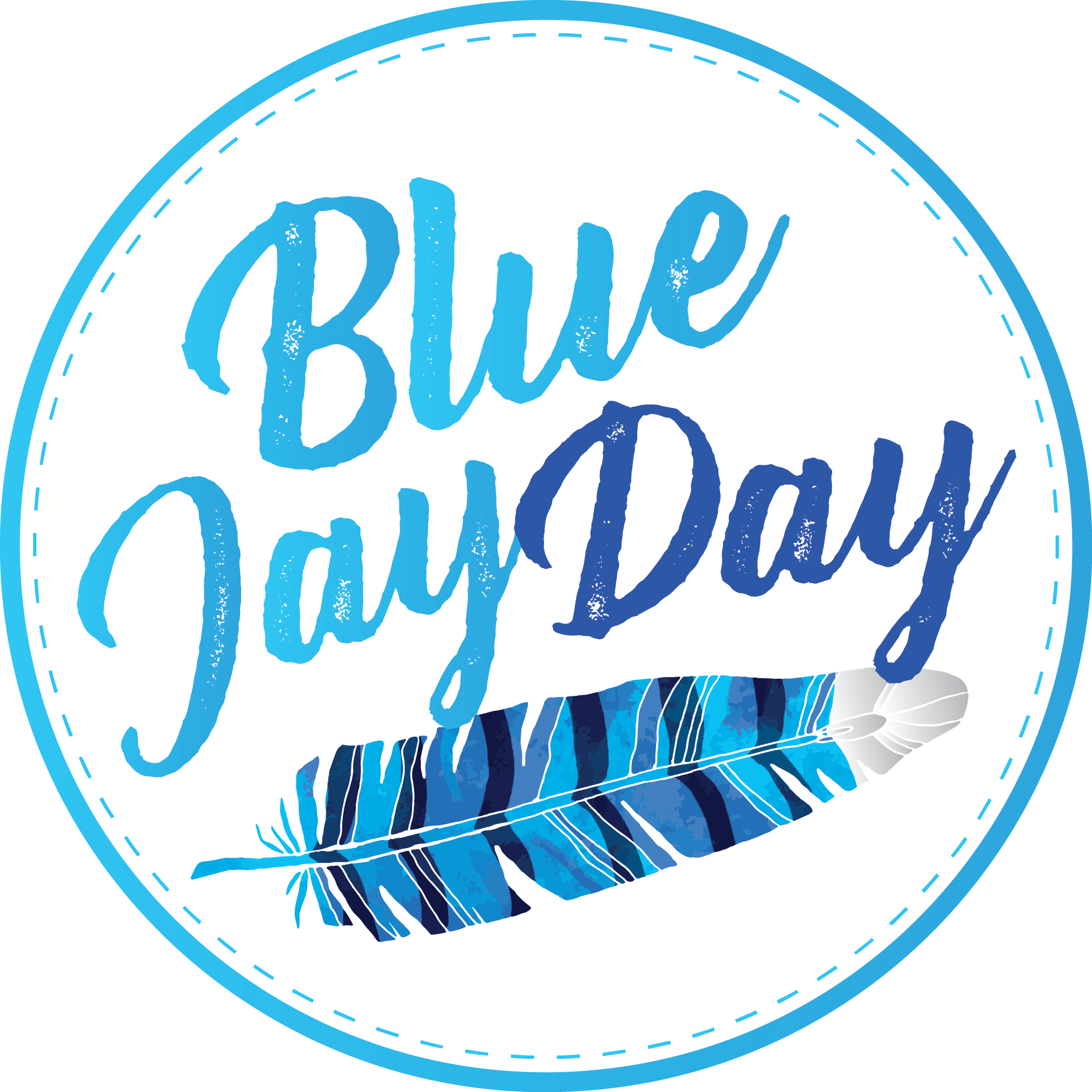 Blue Jay Day Logo