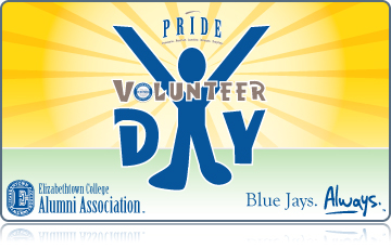 PRIDE Volunteer Day Logo