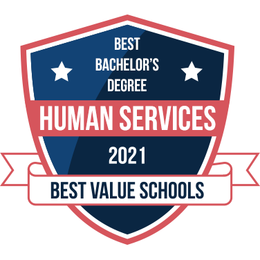 best bachelor's human service