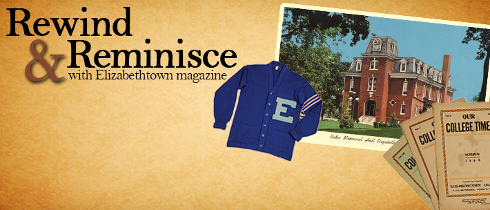 Fall 2014 Magazine - Rewind and Reminisce