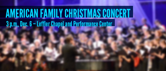American Family Christmas Concert
