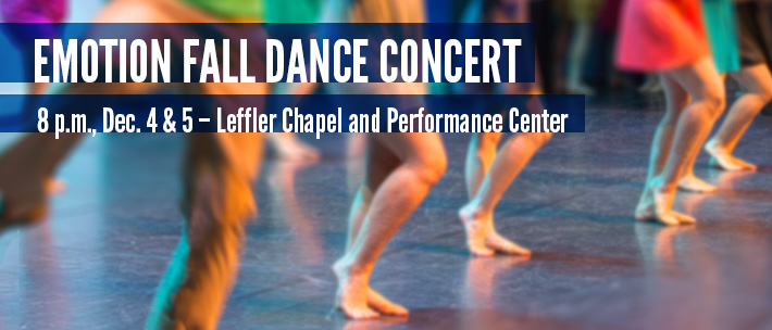 Emotion Fall Dance Concert