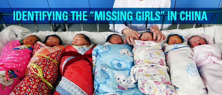 """Missing Girls"" in Rural China"