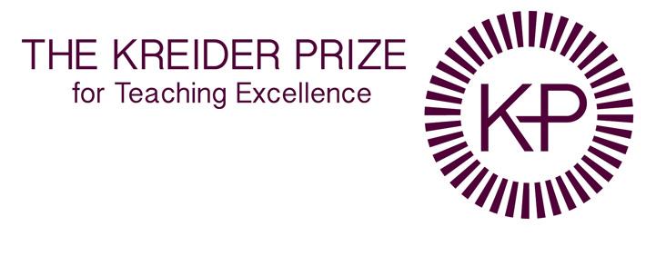 kreider prize