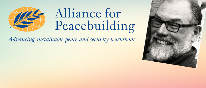 Jon Rudy Alliance for Peacebuilding